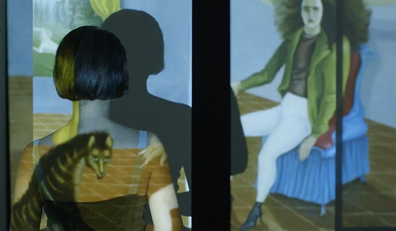 """Szene aus dem Film """"Gelebte Träume - Künstlerinnen des Surrealismus"""", 2019"""