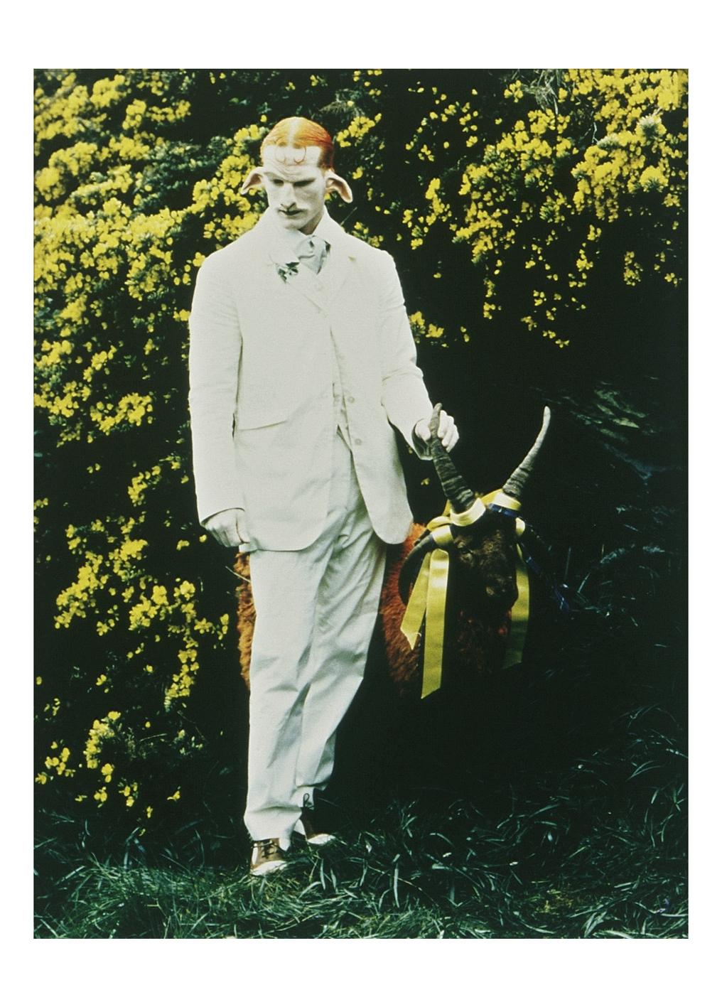 Cremaster 4, 1994, © Matthew Barney, Foto: Michael James O'Brien