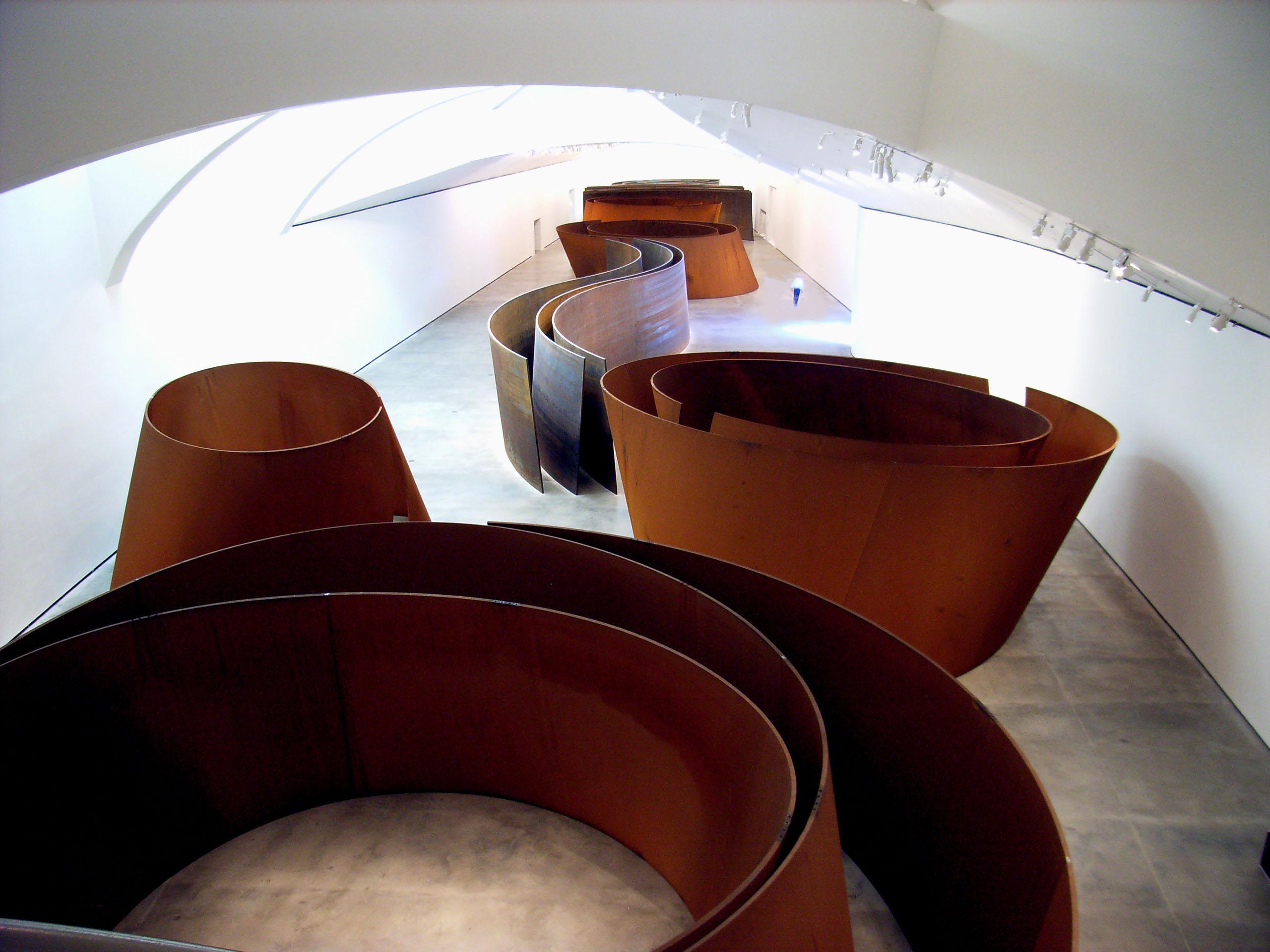 Richard Serra: The Matter of Time, Guggenheim Museum Bilbao, 2005
